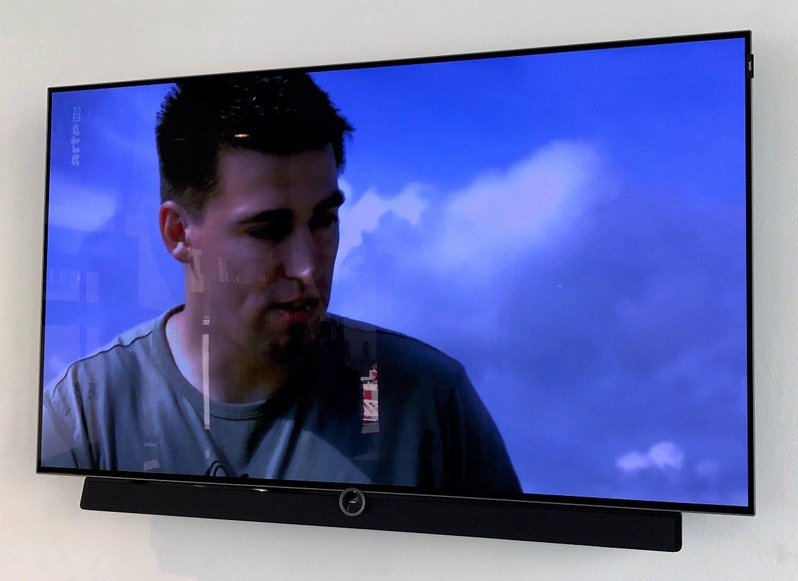 Eingetroffen! Der neue LOEWE bild 4.55 OLED TV