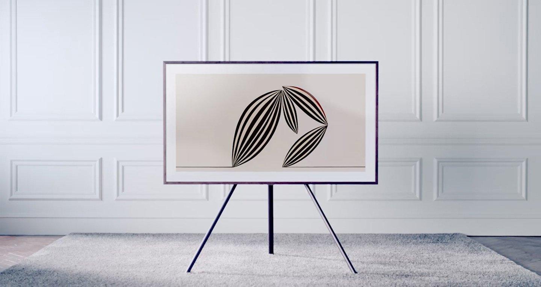 Samsung The Frame – Samsung Reisenberger Galerien München