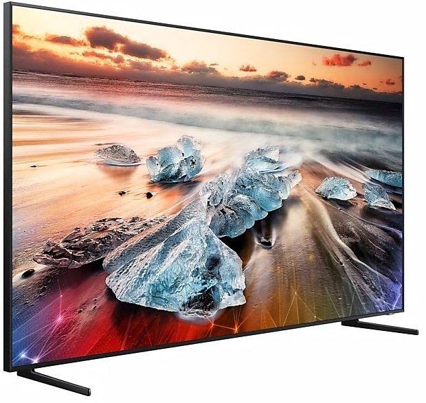 Der neue Samsung 98″ QLED 8K Q950R (2019) eingetroffen!