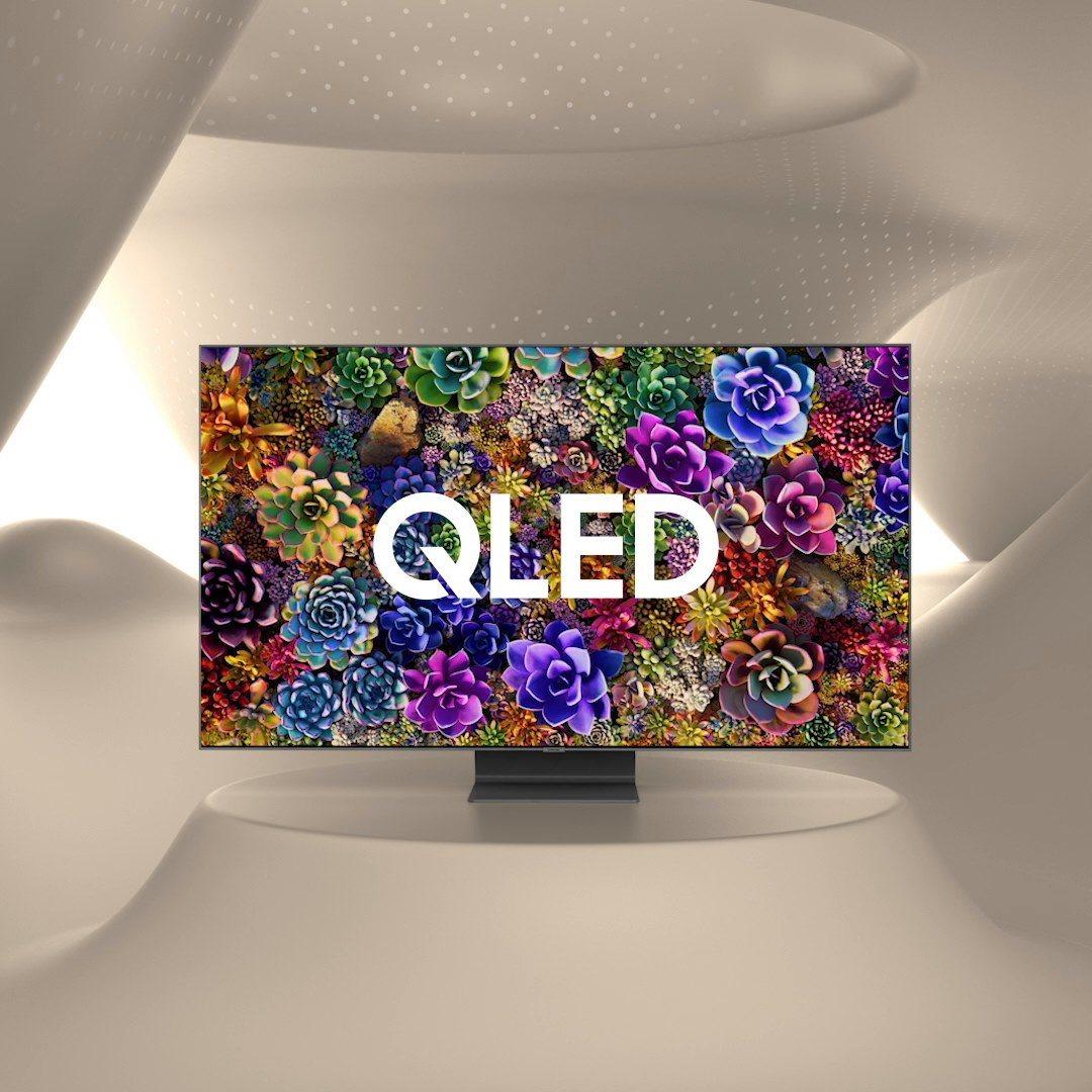 Der neue QLED 2019 ansehen