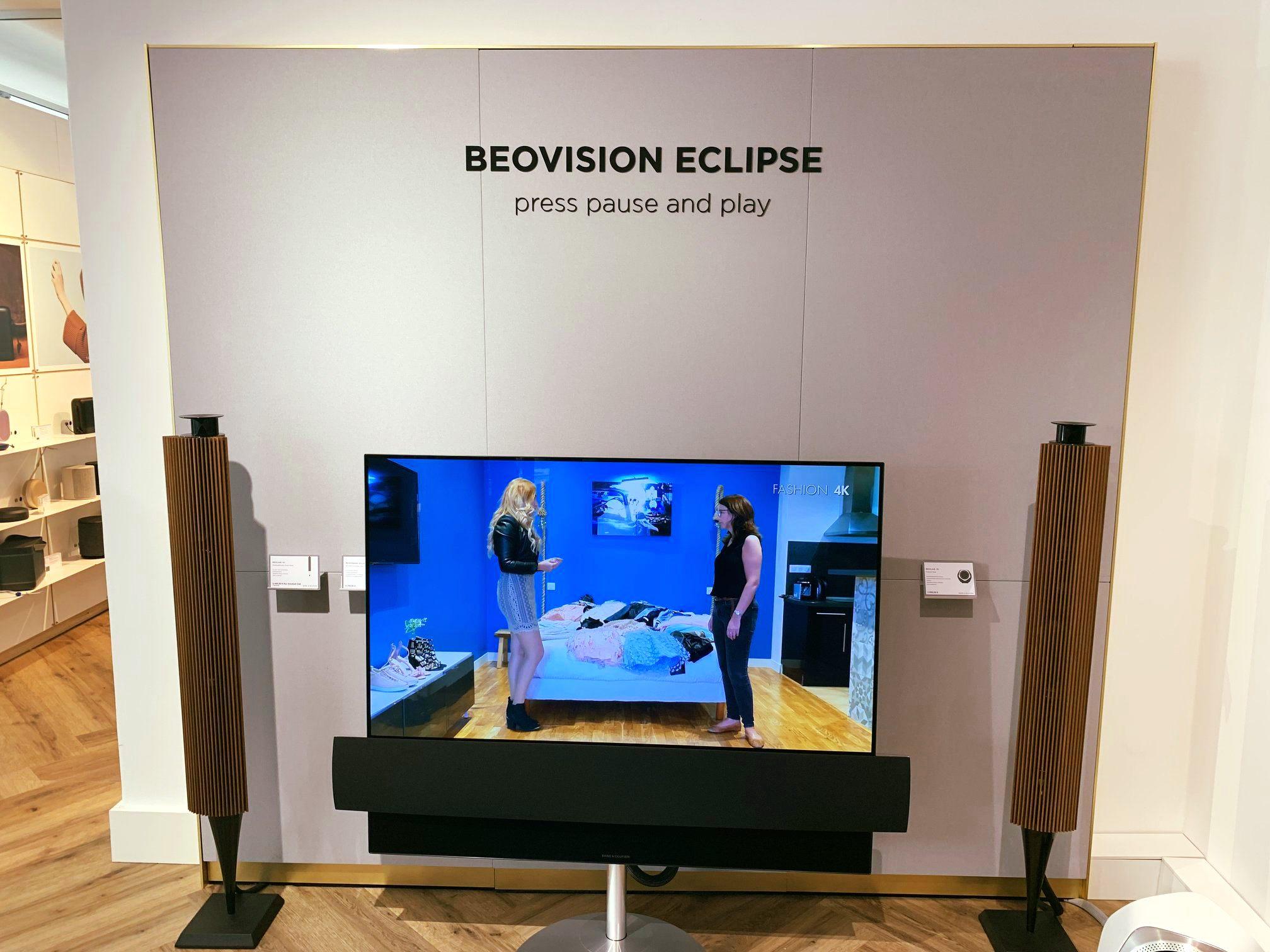 Bang & Olufsen Beovision Eclipse bei uns in den Reisenb…