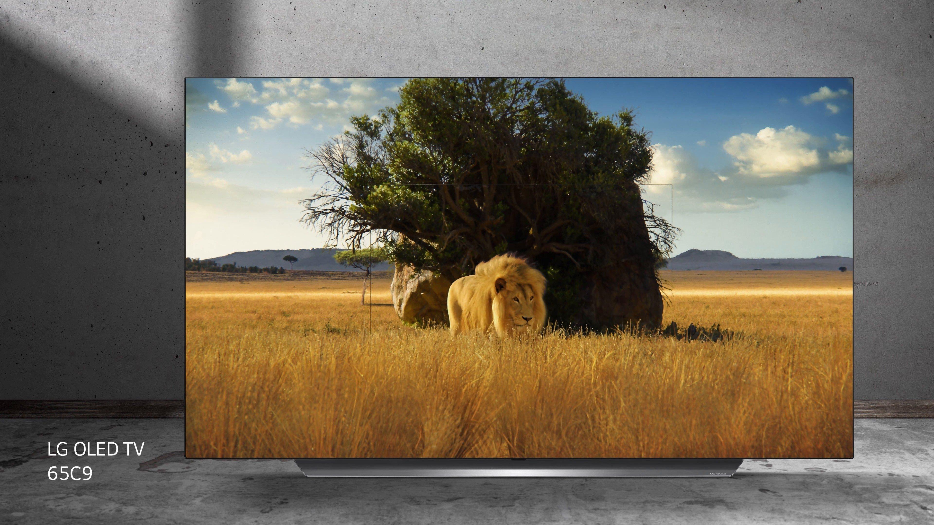 LG OLED TV – perfektes Schwarz, perfekte Farben ansehen