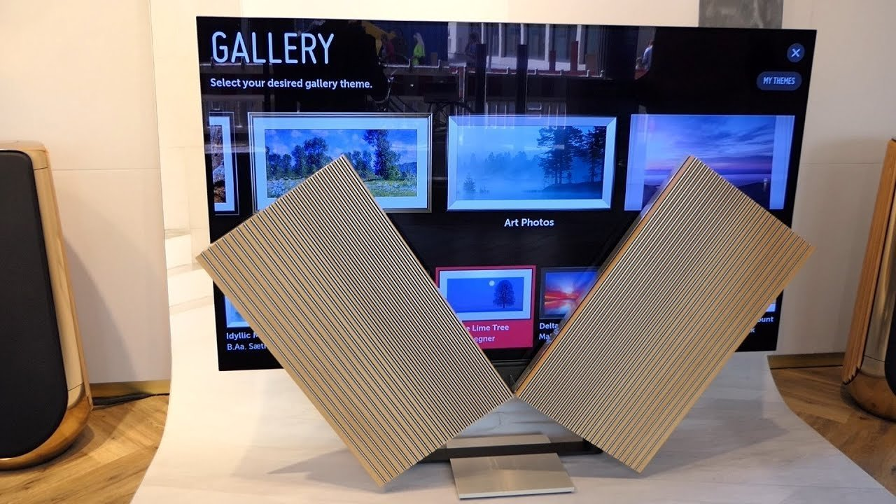 B&O Beovision Harmony – HighEnd-77-Zoll-UHD-OLED-TV von Bang & Olufsen – Hands-on in München