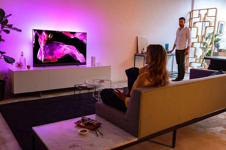 Das LED / OLED Programm von Philips bei uns in der Ausstellung der Reisenberger …
