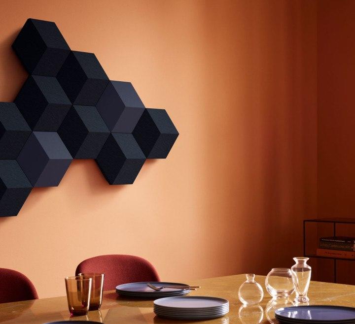 Kennen Sie Beosound Shape?  Beosound Shape ist ein modulares Lautsprechersystem,…