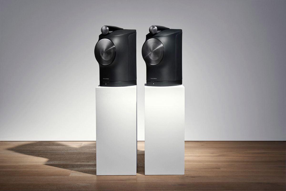 DRAHTLOSER HIGHEND KLANGGENUSS   von Bowers & Wilkens in den Reisenberger Galeri…