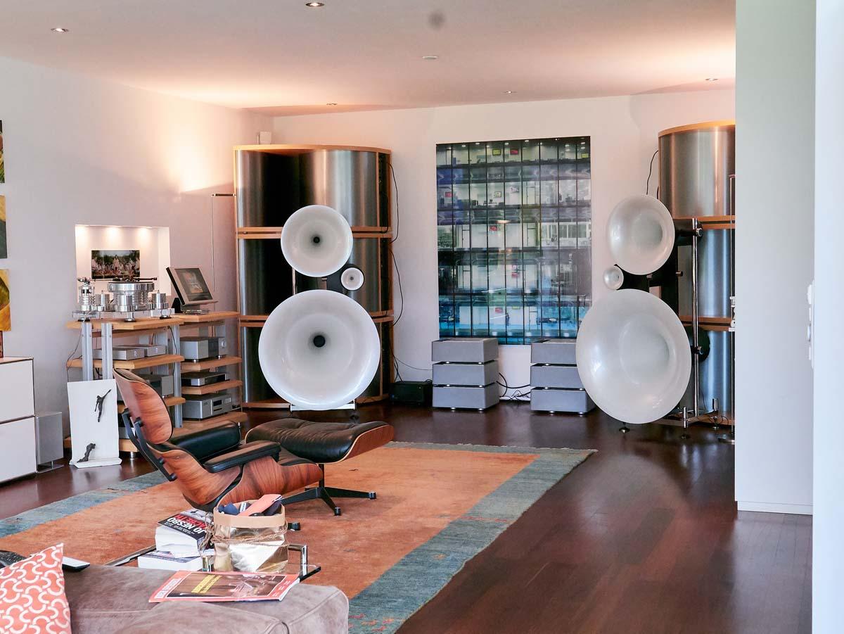 FIDELITY zu Gast bei … einem Avantgarde Acoustic Fan – FIDELITY online