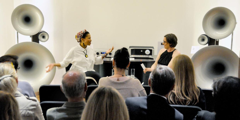 Die Sopranistin Golda Schultz bei Blind gehört auf concerti.de